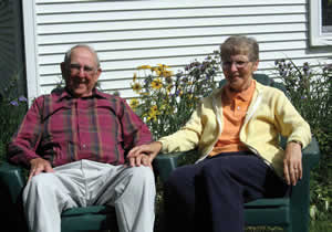 2009 Honorees – Rex and Christine Schad