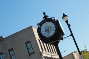 Clock Middleville Michigan
