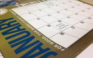 Barry Community Foundation Calendar