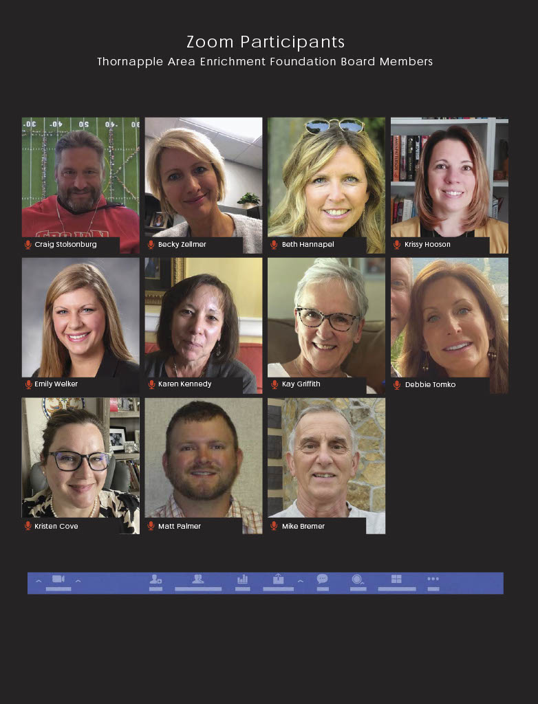 TAEF Advisory Board 2020